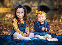 The Clifford Family - A family portrait experience with Dan Busler Photography on November 8, 2020