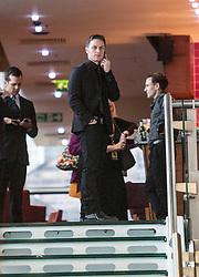 James McAvoy.<br /> Edinburgh hosts the World Premiere of Filth at the Omni cinema.<br /> ©Michael Schofield.