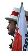 2005 Rugby, Investec Challenge, England vs Australia,  England humane macot. RFU Twickenham, ENGLAND:     12.11.2005   © Peter Spurrier/Intersport Images