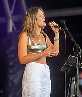 KATIE KITTERMASTER  live at the Pub in the Park's drive in Garden Party Henley