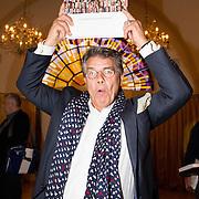 NLD/Heemstede/20151116 - Boekpresentatie De Zin van het Leven, Emile Ratelband