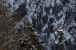 January 20, 2018 - Oberstdorf, GERMANY - 180120 Robert Johansson of Norway during the FIS Ski Flying World Championships on January 20, 2018 in Oberstdorf..Photo: Vegard Wivestad Grøtt / BILDBYRÃ…N / kod VG / 170080 (Credit Image: © Vegard Wivestad GrØTt/Bildbyran via ZUMA Wire)