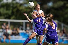 Gloucester County College Women's Soccer vs Bergen Community College - September 22, 2013