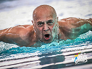 Swimming, Pool<br /> Men 200m Butterfly<br /> AUT MILLENNIUM<br /> World Masters Games Auckland<br /> April 20-30 2017<br /> Photo by CMGSPORT<br /> www.cmgsport.co.nz