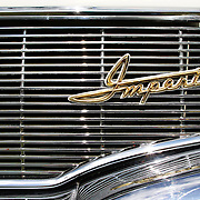 A 1960 Imperial Crown at the Greenwich Concours d'Elegance Festival of Speed and Style featuring great classic vintage cars. Roger Sherman Baldwin Park, Greenwich, Connecticut, USA.  2nd June 2012. Photo Tim Clayton