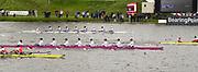 Poznan, POLAND.   2004 FISA World Cup, Malta Lake Course.  <br /> <br /> Men's Eights M8+<br /> 09.05.2004<br /> <br /> [Mandatory Credit:Peter SPURRIER/Intersport Images]