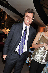 PADDY BYNG Managing director, Asprey at a party to celebrate the launch of Carol Woolton's book 'Drawing Jewels For Fashion' held at Asprey, 167 New Bond Street, London W1 on 10th November 2011.