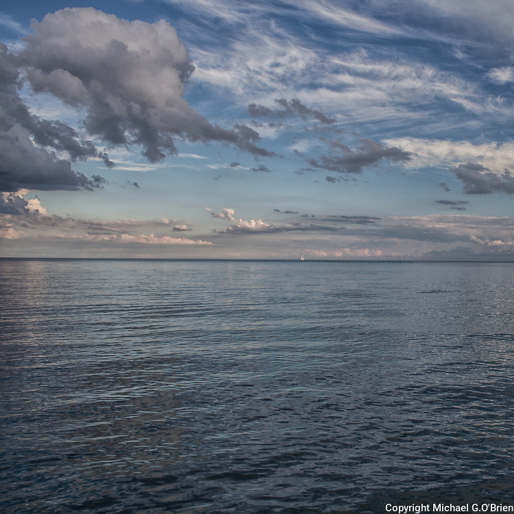 For me Horizons represent new or unlimited possibilities. These images of Lake Ontario grew out of the ongoing work that I have done for an Indigenous organization here in Canada. In many cultures, water is seen as life giving, transformative and sacred.