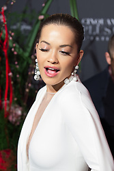 Rita Ora attends Fifty Shades Freed world premiere at Salle Pleyel on February 06, 2018 in Paris, France. Photo by ABACAPRESS.COM