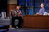 """June 14, 2021 - NY: NBC's """"Late Night With Seth Meyers"""" - Episode 1159A"""