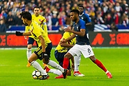 Thomas Lemar (fra) during the International Friendly Game football match between France and Colombia on march 23, 2018 at Stade de France in Saint-Denis, France - Photo Pierre Charlier / ProSportsImages / DPPI