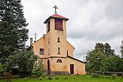 Klasztor staroobrzędowców w Wojnowie, molenna (dom modlitwy)