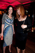 Eilidh MacAskill; RITA LEWIS. InStyle Best Of British Talent , Shoreditch House, Ebor Street, London, E1 6AW, 26 January 2011