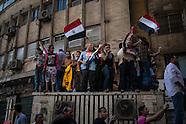 Egypt: revolutionary coup