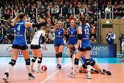 20180218 NED: Bekerfinale Eurosped - Sliedrecht Sport, Hoogeveen <br />Sliedrecht Sport wint de nationale beker <br />©2018-FotoHoogendoorn.nl