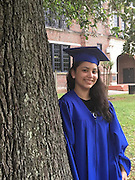High School for Law Enforcement and Criminal Justice 2016 valedictorian Diana Sandoval.