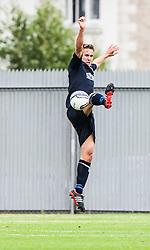 Falkirk's Will Vaulks.<br /> Dumbarton 1 v 1 Falkirk, Scottish Championship 10/8/2013.<br /> ©Michael Schofield.