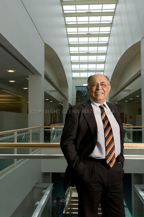 Hector de J. Ruiz, Ph.D.,  AMD CEO