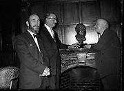 Bust of Jimmy O'Dea,
