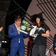 NLD/Scheveningen/20121030 - Uitreiking Talent voor Taal 2012 prijs, winnares Vera Zwerver