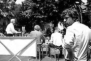 Giuseppe Civati e Nichi Vendola e Gianni Cuperlo alla Leopolda rossa a Livorno<br />  Livorno 13 luglio 2014 Daniele Stefanini /  OneShot