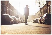 Josh Young shot for Vans in South London