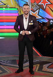 Jamie O'Hara arriving at the Celebrity Big Brother Launch 2017, Elstree Studios, Borehamwood, Hertfordshire