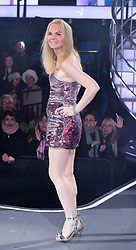 India Willoughby is evicted from the Celebrity Big Brother house at Elstree Studios in Borehamwood, Hertfordshire.