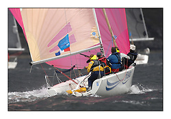 Brewin Dolphin Scottish Series 2011, Tarbert Loch Fyne - Yachting - Day 1 of the 4 day series..GBR384, Filska, Michael Smith, Royal Northumberland, Melges 24..