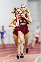 BU Multi-team Indoor Track & Field: BC, Boston College,