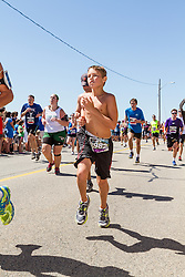 41st Falmouth Road Race: Jack Armstrong, 12, Summit , NJ