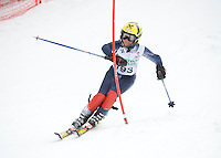 J4 boys slalom at BWL Championships at Gunstock March 13, 2010....