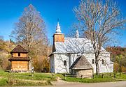 Grekokatolicka cerkiew św. Męczennicy Paraskewii w Łopience