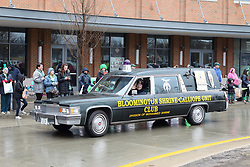 17 March 2018:   Normal Illinois St. Patrick's Day Parade