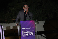 Creative Community For Peace 2nd Annual 'Ambassadors Of Peace' Gala held at Los Angeles on September 26, 2019 in Private Residence, California, United States (Photo by © Jc Olivera/VipEventPhotography.com