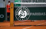 Ambiance during the first round at the Roland Garros 2020, Grand Slam tennis tournament, on September 27, 2020 at Roland Garros stadium in Paris, France - Photo Rob Prange / Spain ProSportsImages / DPPI / ProSportsImages / DPPI