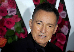 Bruce Springsteen attending the 2018 Tony Awards, at Radio City Music Hall, New York City, NY, USA on June 6, 2018. Photo by Dennis Van Tine/ABACAPRESS.COM