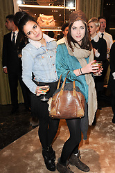 Left to right, BIP LING and SIOBHAN SPENCE-EDWARDS at a Cocktail party to celebrate the opening of the new Miu Miu boutique, 150 New Bond Street, London hosted by Miuccia Prada and Patrizio Bertelli on 3rd December 2010.