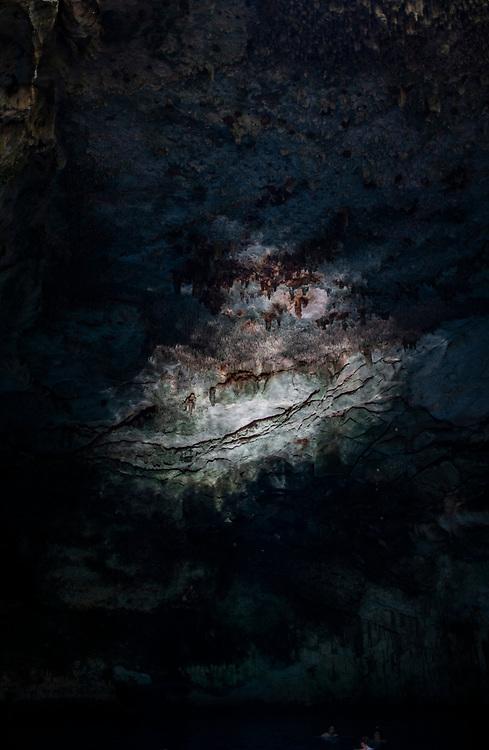Nah Yah cenote in Yucatan, Mexico