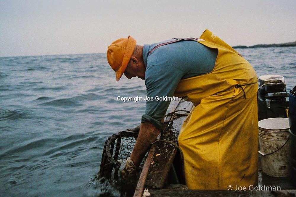 """Documentary """"Fishermen of Mackerel Cove"""""""