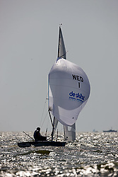 08_002753 © Sander van der Borch. Medemblik - The Netherlands,  May 24th 2008 . Day 4 of the Delta Lloyd Regatta 2008.