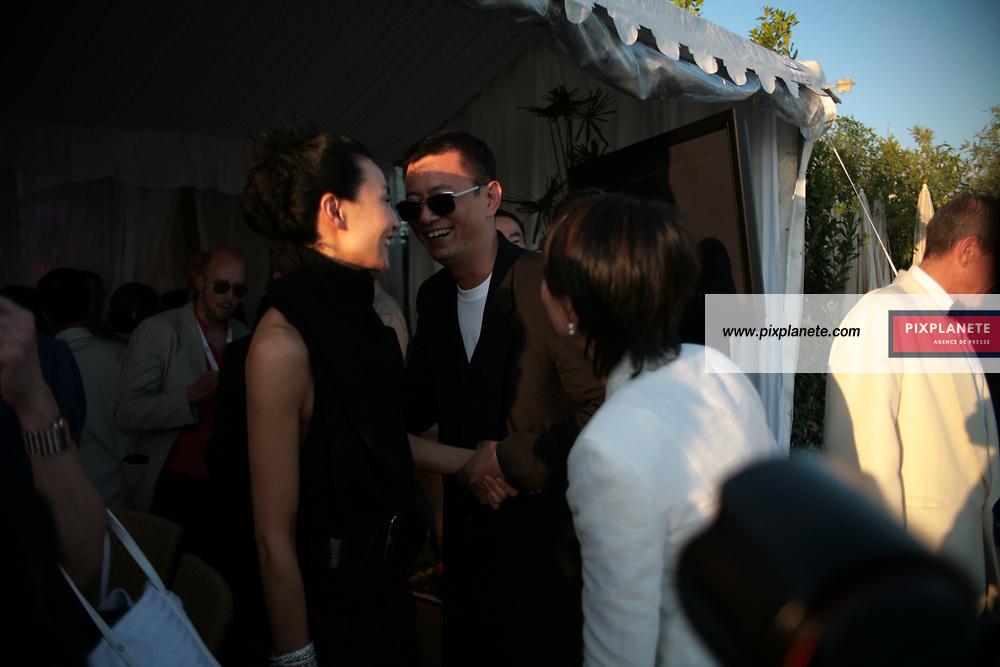 Maggie Cheung - Festival de Cannes - 19/05/2007 JSB / PixPlanete
