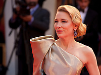 Cate Blanchett at the premiere gala screening of the film Suspiria at the 75th Venice Film Festival, Sala Grande on Saturday 1st September 2018, Venice Lido, Italy.
