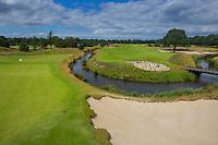 CROMVOIRT - Hole 18 . Bernardus Golf is een golfbaan in Cromvoirt, die in 2018 is geopend. De 18-holes baan is een ontwerp van de baanarchitect Kyle Phillips. De baan is aangewezen voor het Dutch Open, .   COPYRIGHT KOEN SUYK