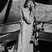 PHILADELPHIA - SEPTEMBER 24: Mick Jagger performs on September 24, 1994, in Philadelphia, Pennsylvania. (Photo by Lisa Lake)