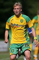 Photo: Maarten Straetemans.<br /> AGOVV Apeldoorn v Norwich City. Pre Season Friendly. 21/07/2007.<br /> Robert Eagle