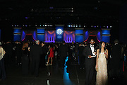 January 21, 2013-Washington, DC- Guests attend the Official 2013 White House Inaugural Ball held at the Washington Convention Center on January 21, 2013 in Washington, D.C. The 57th Presidential Inauguration celebrates the beginning of the second term of President Barack H. Obama. (Terrence Jennings)