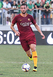 July 20, 2018 - Frosinone, Lazio, Italy - Bryan Cristante during the Pre-Season Friendly match between AS Roma and Avellino at Stadio Benito Stirpe on July 20, 2018 in Frosinone, Italy. (Credit Image: © Silvia Lore/NurPhoto via ZUMA Press)