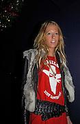 Sophia Hesketh, Tatler magazine Little Black Book party, Tramp. Jermyn St. 10 November 2004. ONE TIME USE ONLY - DO NOT ARCHIVE  © Copyright Photograph by Dafydd Jones 66 Stockwell Park Rd. London SW9 0DA Tel 020 7733 0108 www.dafjones.com