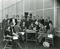 1921 A Marion Fairfax Production at Hollywood Studios on Santa Monica Blvd.
